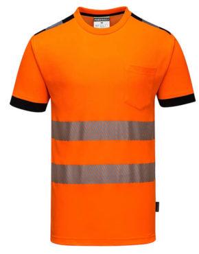 T-shirt haute visibilité Portwest PUL-PW-T181
