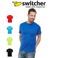 T-shirt de travail Switcher PUL-SW-WHALE