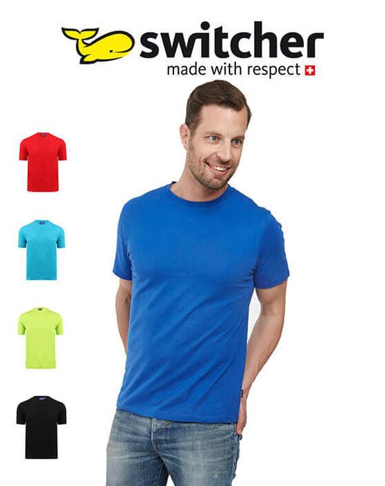 T-shirt de travail Switcher PUL-SW-WHALE