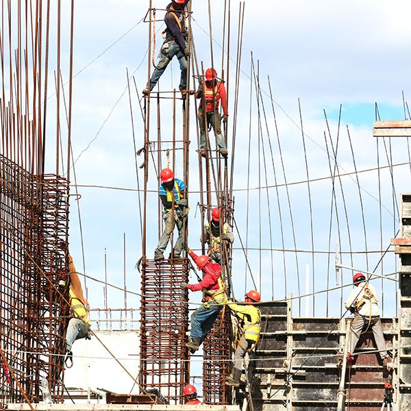 VÊTEMENTS DE TRAVAIL PAR MÉTIERS construction métallique